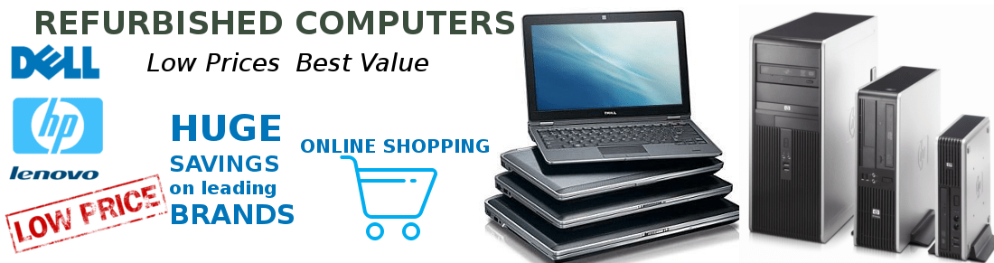 Why You Should Buy A Refurbished Computer?
