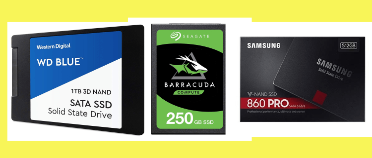 Things you should consider before you Buy SSD (Solid State Drive)