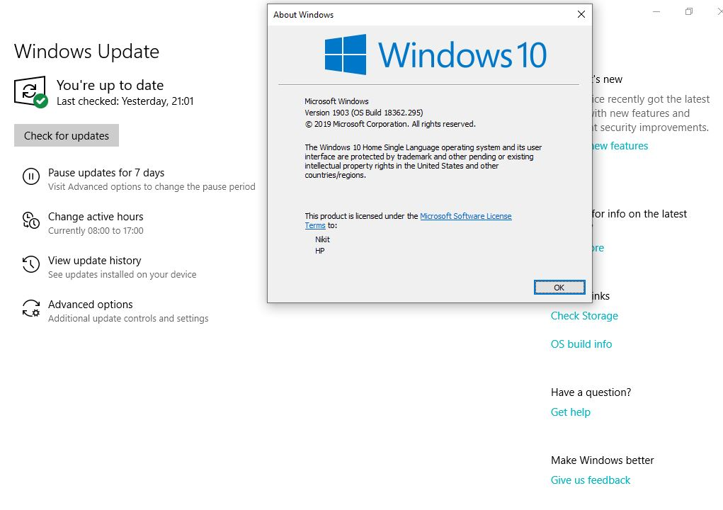 BENEFITS OF INSTALLING WINDOWS UPDATES